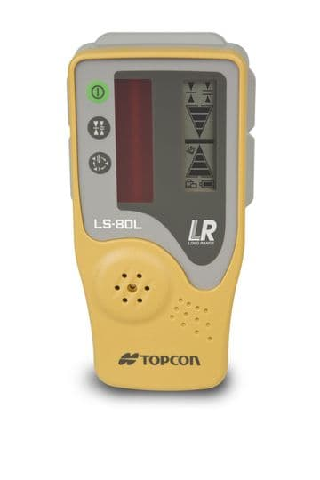 Topcon LS-80L Receiver/Sensor c/w Bracket