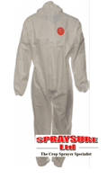 Disposable Plus Coveralls Category III Type 5 & 6