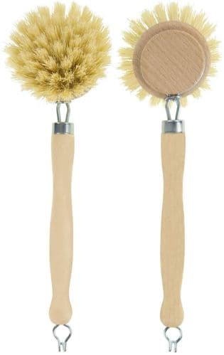 ELLIOT WOODEN DISH BRUSH