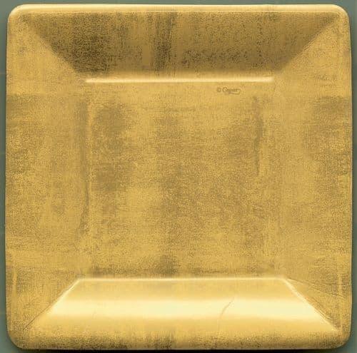 GOLD LEAF SIDE PLATE