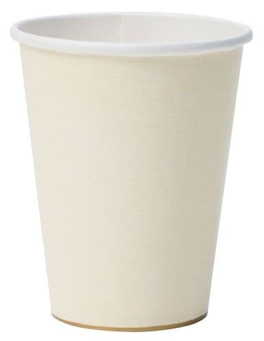 IVORY MOIRE CUP