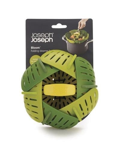 JOSEPH BLOOM FOLDING STEAMER BASKET