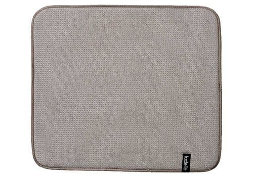 LADELLE MICROFIBRE DISH DRYING MAT STONE