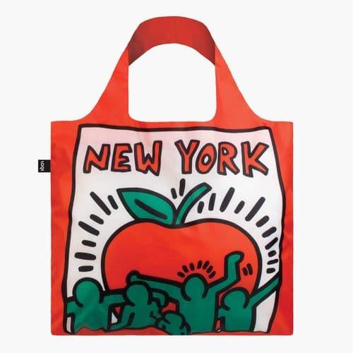 LOQI KEITH HARING NEW YORK BAG