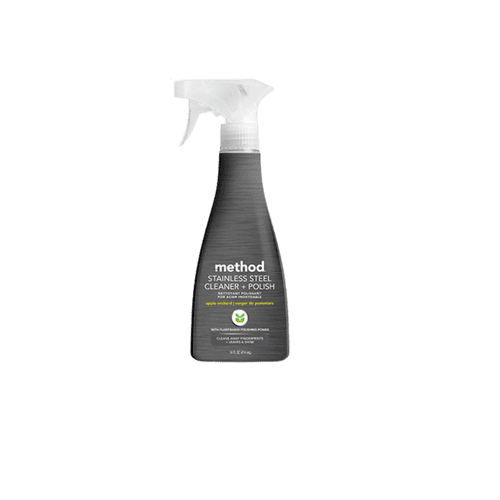 METHOD STAINLESS STEEL CLEANER 345ML