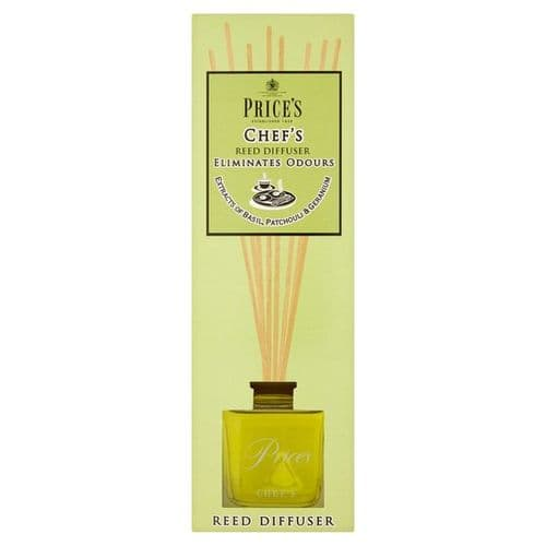 PRICES CHEF'S CANDLE REED DIFFUSER