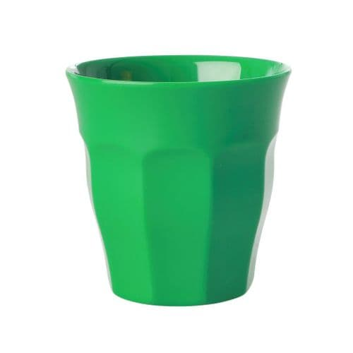 RICE CUP MEDIUM FOREST GREEN MELAMINE