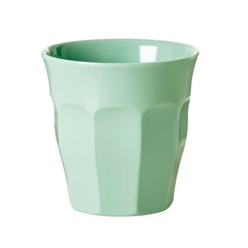RICE CUP MEDIUM KHAKI MELAMINE