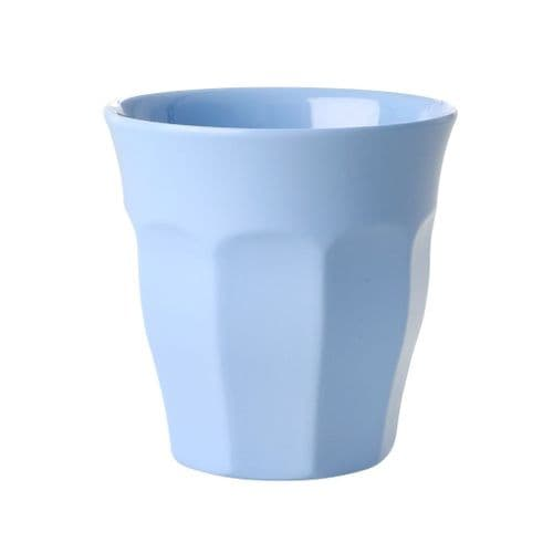 RICE CUP MEDIUM PIGEON BLUE MELAMINE
