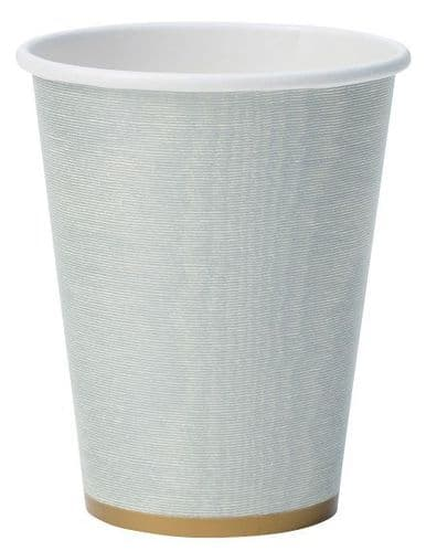 SILVER MOIRE CUP