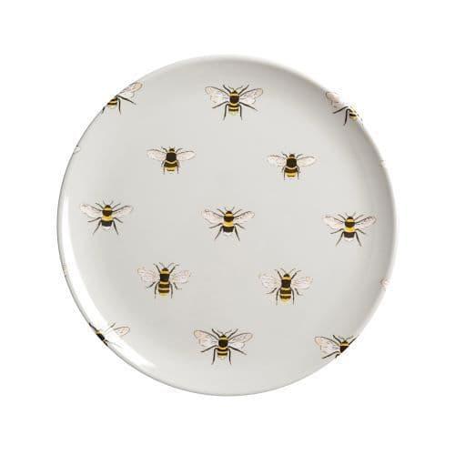 SOPHIE ALLPORT MELAMINE SIDE PLATE BEES