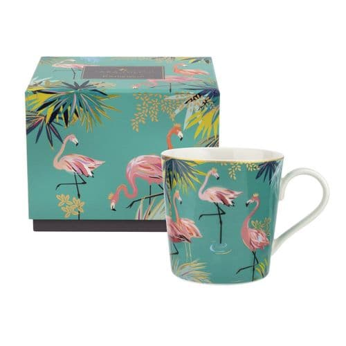 TAHITI COLLECTION FLAMINGO MUG
