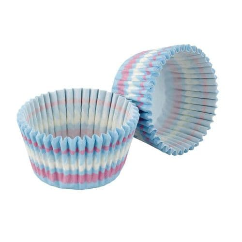 TALA ORIGINALS BLUE ICING CUPCAKE CASES (PK32)