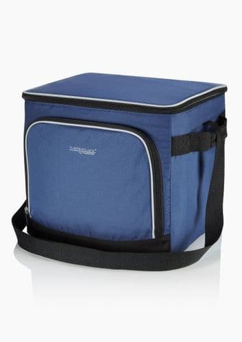 THERMOCAFE FAMILY COOL BAG IN NAVY  30L