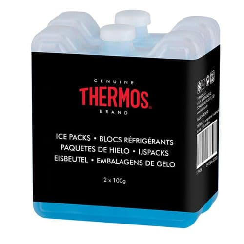 THERMOS 100G TWIN PACK ICE PACK