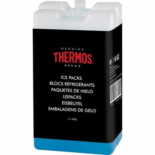 THERMOS 400g TWIN PACK ICE PACK