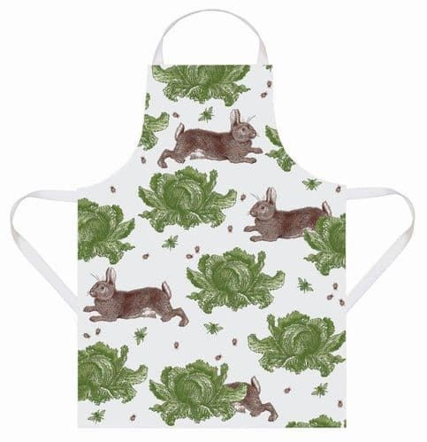 THORNBACK & PEEL RABBIT & CABBAGE APRON