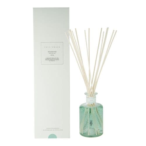 TRUE GRACE VILLAGE SCENTED REEDS ROOM DIFFUSER SEASHORE