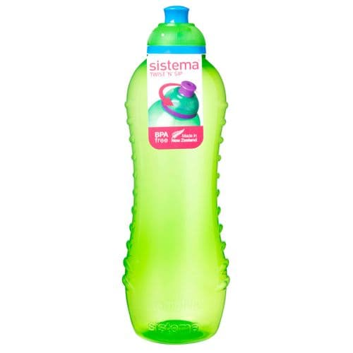 TWIST AND SIP  SQUEEZE BOTTLE 620ML