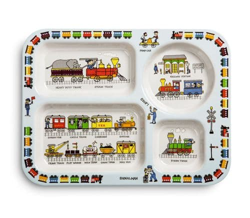 TYRRELL KATZ TRAINS COMPARTMENT TRAY