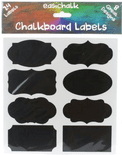 Chalkboard Labels Multipack 24 Large Labels