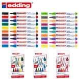 Edding 4500 2-3mm Textile Markers