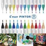 Medium Pilot Pintor Paint Markers