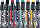 Pentel Jumbo tip 10-15mm Chalk Marker Pens SMW56