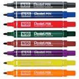 Pentel N50 Permanent Marker Mega Pack