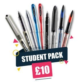 Uni-ball Student Pack