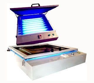 "PRO UV EXPOSURE UNIT 20""x24"" TABLETOP WITH VACUUM"