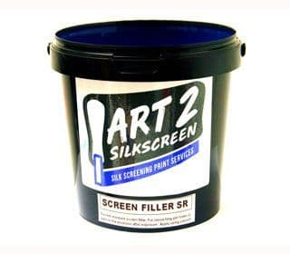 Screen Filler Solvent Resistant