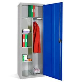 Slim Cupboard For Clothing & Equipment