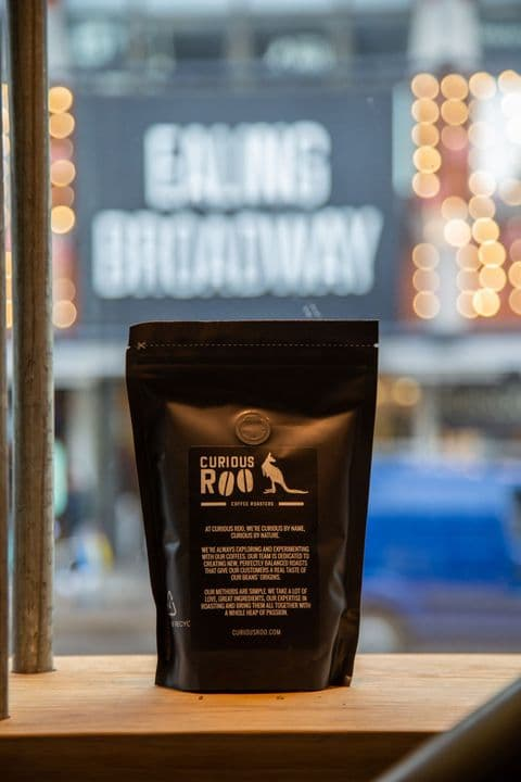 Curious Roo Specialist Artisan Small Batch Roasted Coffee