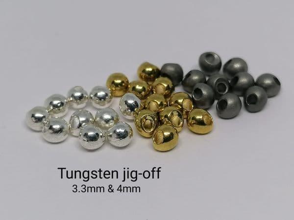Tungsten Jig-Off beads