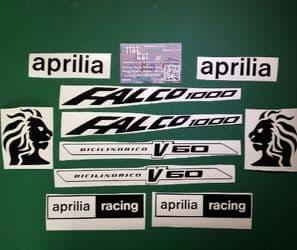 APRILIA FALCO Decal/ Sticker Pack -
