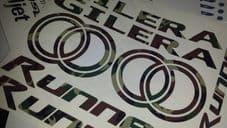 Gilera Runner Decals/Stickers EXCLUSIVE Cammo  Army DESIGN sp vx fx vxr 125 172