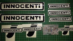 Innocenti Assorted Stickers/Decals
