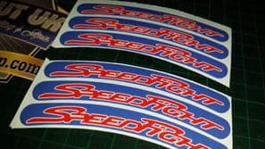Peugeot speedfight Rim tape Wheel stickers EXCLUSIVE 50 70 100 SF1 SF2 SF3 RS C