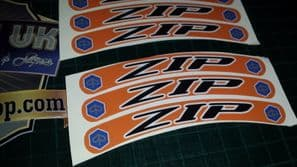 Piaggio Zip Rim tape Wheel stickers EXCLUSIVE 50 70 125 172 180 183 SP RS type6