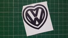VW Decal type 6