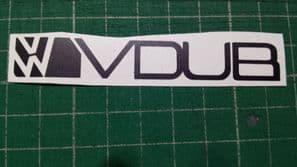 VW VDub decal