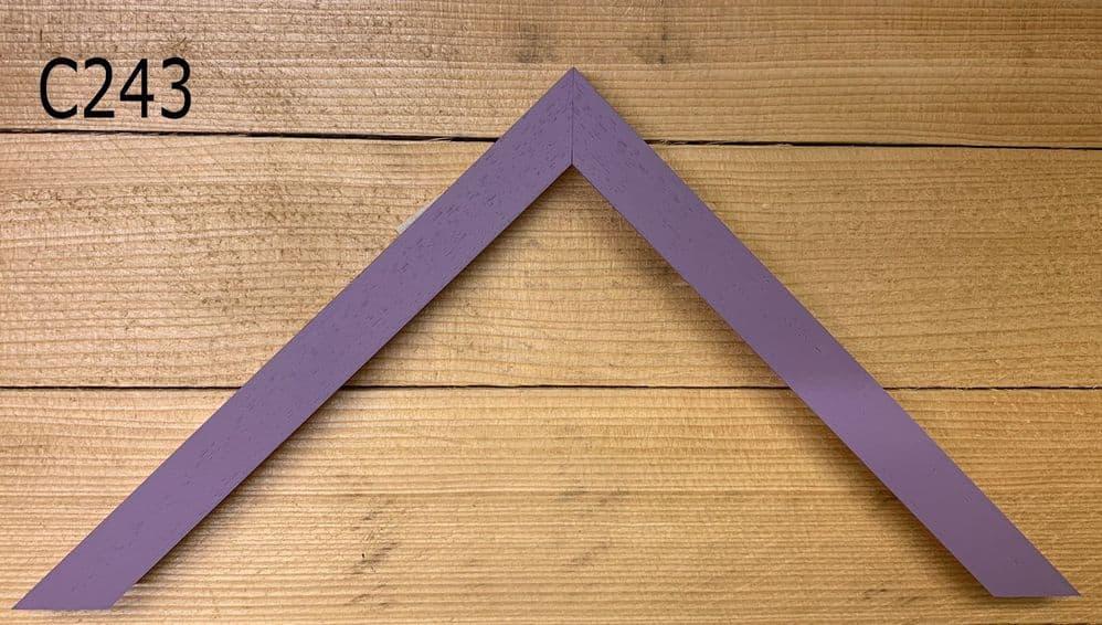 40cm x 40cm - Purple - Ref C243