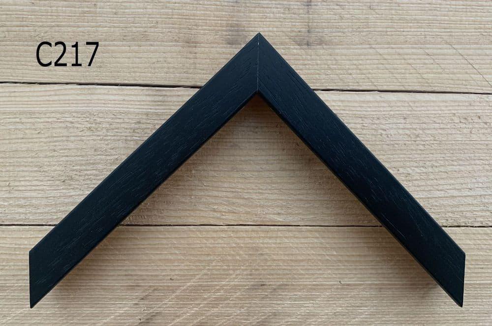 """6"""" x 4""""  - Black - Ref C217"""