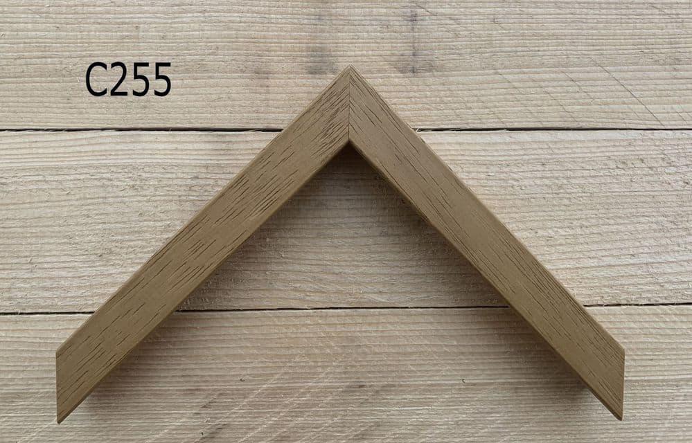 """7"""" x 5""""  - Light Oak - Ref C255"""