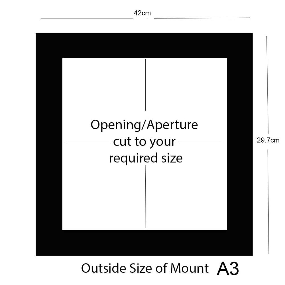 A3 External Size Mount