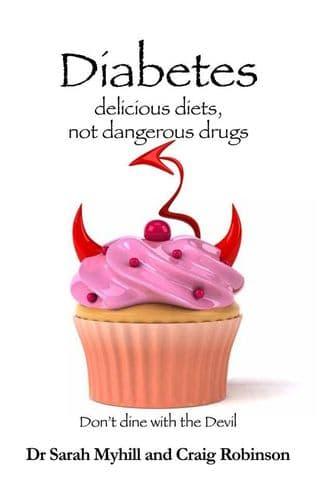 BOOK - Prevent and Cure Diabetes - Delicious diets not dangerous drugs - ONE COPY - to USA only