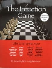 BOOK - The Infection Game - Life is an arms race - Revised Reprint - ONE COPY - to Rest of the World