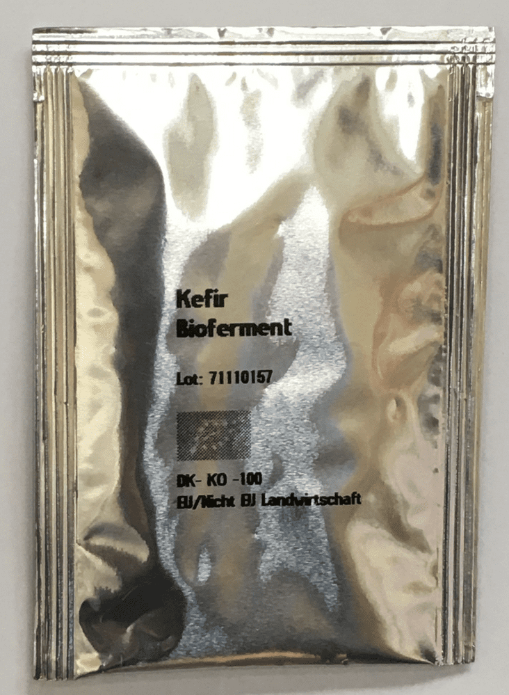 Kefir Culture - Freeze Dried - Special offer: see below