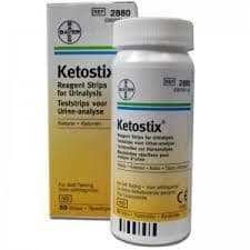 Ketostix (50 Test strips)